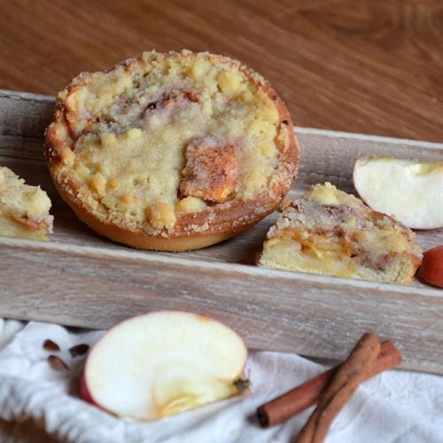 Koláč máslový s jablky 110g