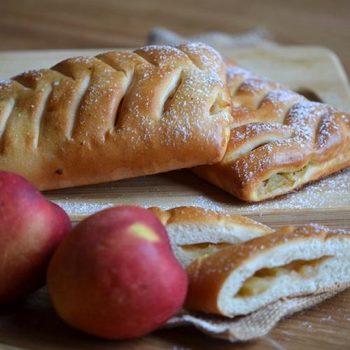 Hřeben s jablečnou náplní se sladidlem 70g bal.